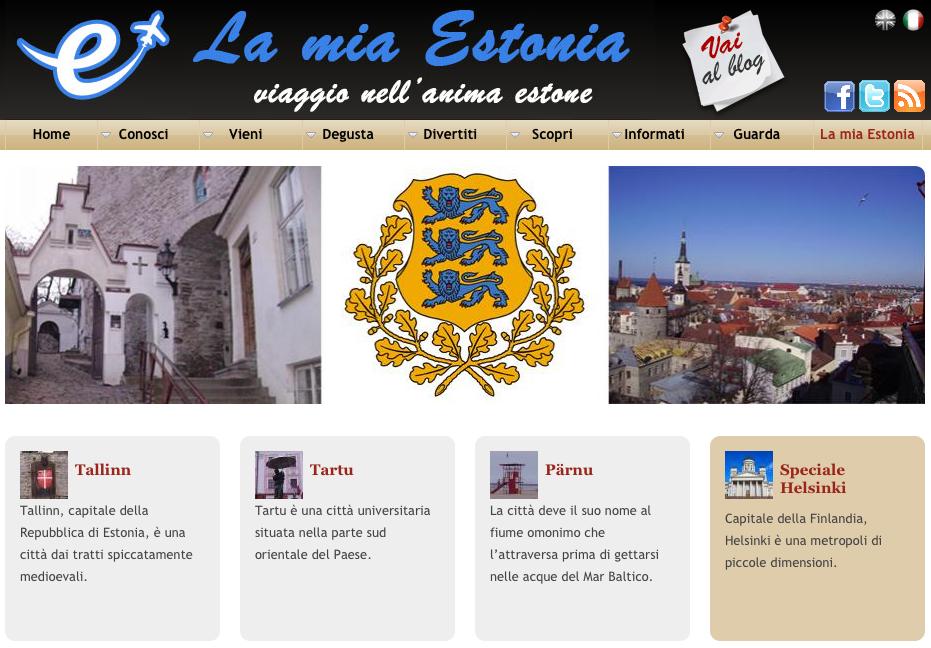 La mia Estonia
