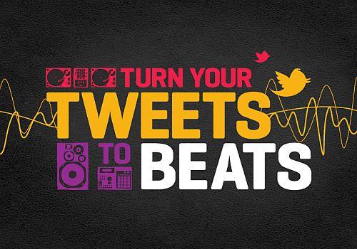 Redbull trasforma i tweet in musica