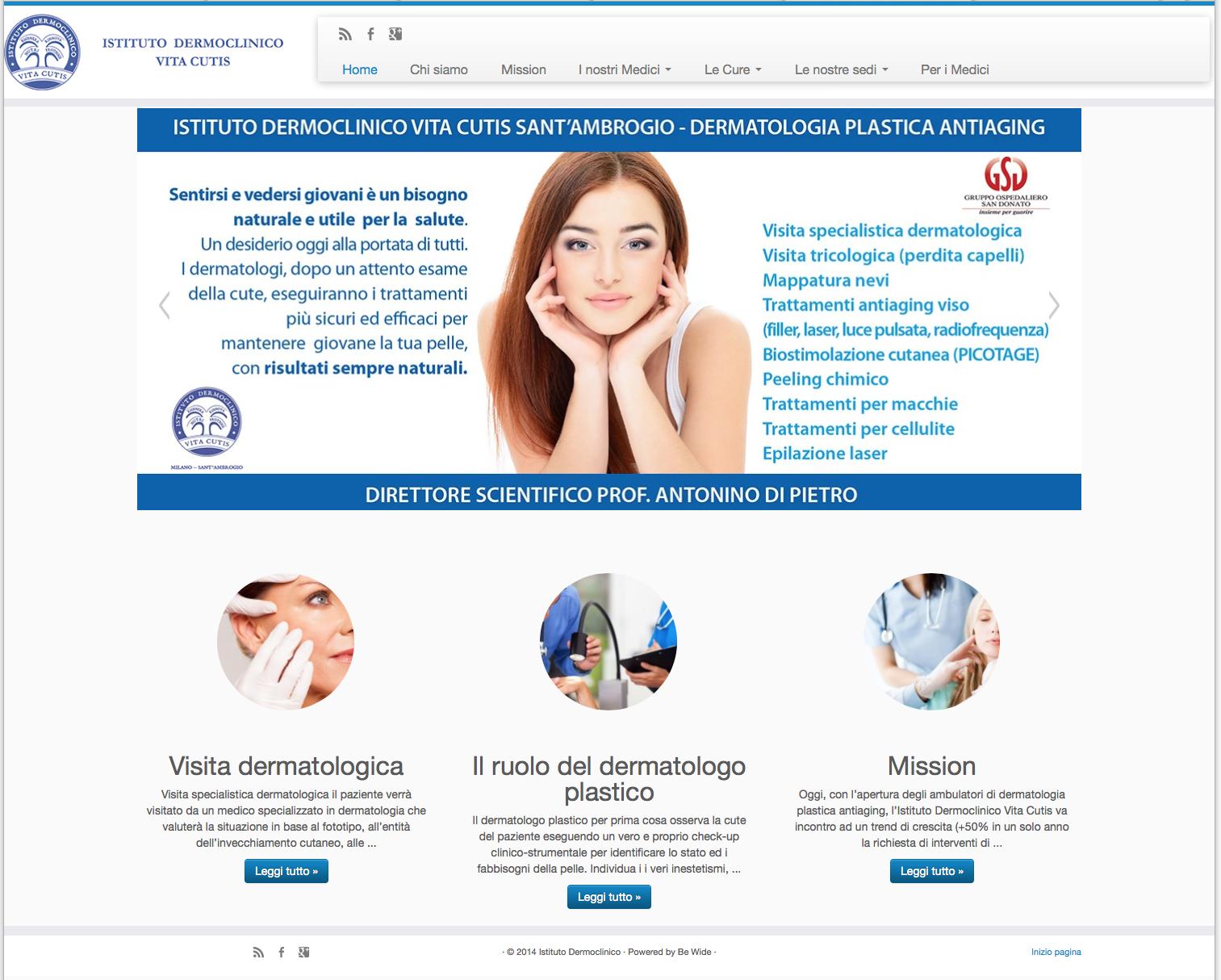 Istituto Dermoclinico Vita Cutis